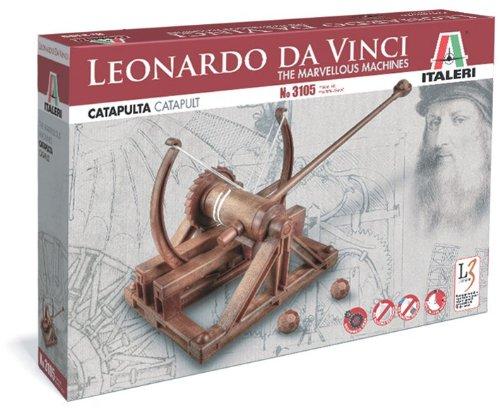 Italeri - I3105 - Maquette - Figurine - Catapulte
