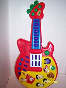 Amazon.com: The Wiggles Musical Guitar By Spin Master
