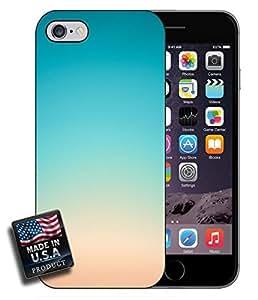 Ombre Pastel Pink Blue Gradient Soft Colors iPhone 6 Hard Case