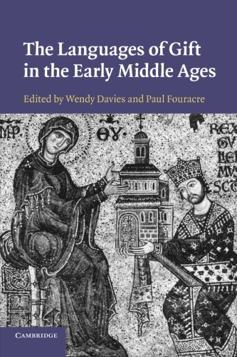 The Languages of Gift in the Early Middle Ages by Cambridge University Press