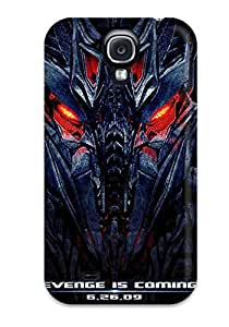 Defender Case For Galaxy S4, Dota Transformers 2 Autobots Pattern
