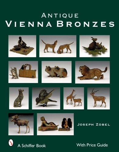 Antique Vienna Bronzes (Schiffer Book)