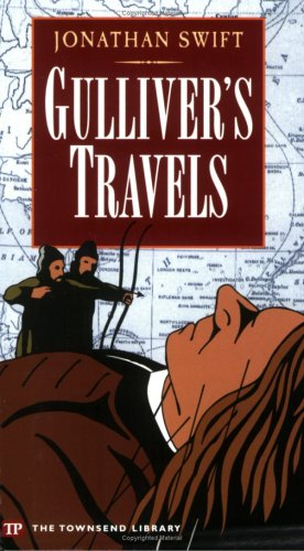 Book cover for Gulliver's Travels