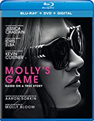 Molly's Game Blu