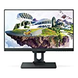 BenQ 25-inch QHD IPS Designer Monitor (PD2500Q), 100% Rec.709 and sRGB, CAD/CAM Mode, 60Hz, Eye-Care, Ultra Slim Bezel Design, HDMI, DP