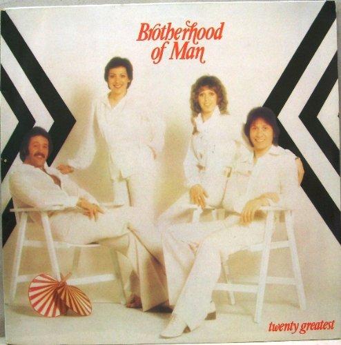 "Price comparison product image Brotherhood Of Man - Twenty Greatest - 12"" LP 1978 - K-Tel BML 7980"