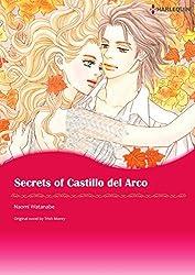 SECRETS OF CASTILLO DEL ARCO (Harlequin comics)