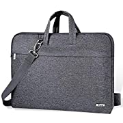 Voova Laptop Bag 14-15.6 Inch, Waterproof Laptop Case Sleeve with Shoulder Strap, Computer Briefcase Cover Compatible…