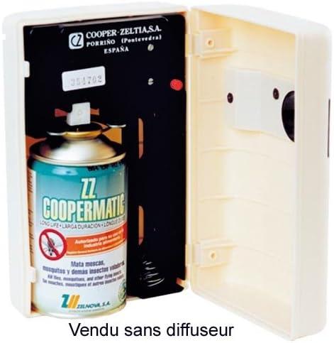 Pack 4recambios de insecticida Coopermatic