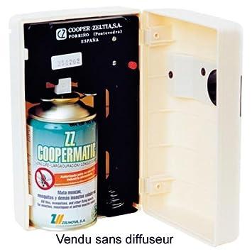 Pack 4 recambios de insecticida Coopermatic: Amazon.es: Productos para mascotas