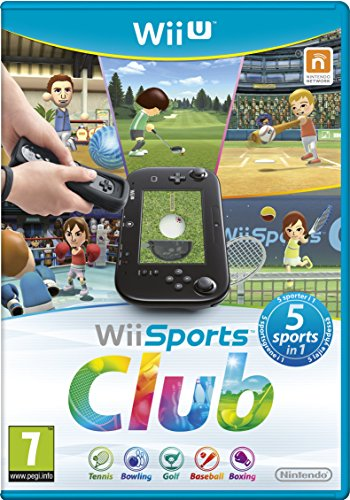 Wii Sports Club Nintendo Wii U Game UK