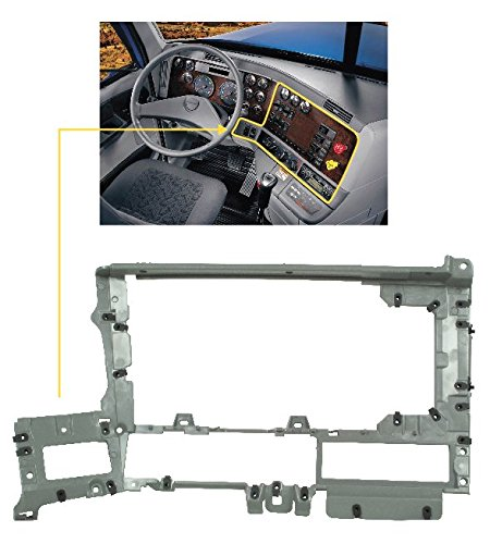 (Freightliner Dashboard Panel - Tractor Trailer Valve Location - Replaces A18-34683-005)