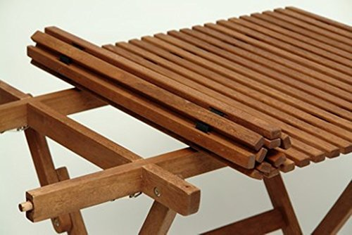 Byer campaign wood roll top table