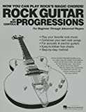 Rock Guitar Progressions, Ron Centola, 0984824448