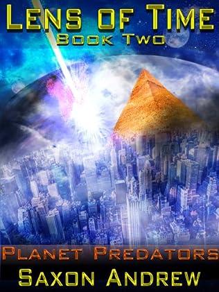 book cover of Planet Predators