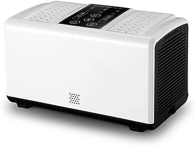 YQYL Purificador de Aire Negativo Ion Humo Olor máquina de Escritorio Horizontal purificador de Ventilador Filtro Doble Filtro: Amazon.es: Hogar