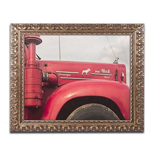 vintage mack truck bulldog - 6
