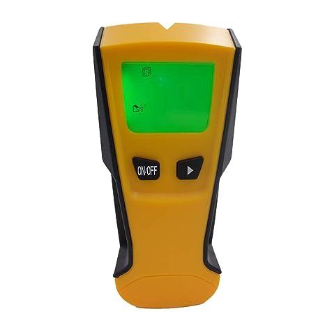 Hemobllo Detector de pernos de escaneo múltiple Buscador de sensores de pared de pernos prisioneros de
