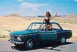 1966 BMW 2002 - Photo Poster