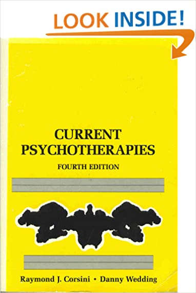 current psychotherapies corsini