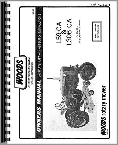 alpha-ene.co.jp Woods L306 Mower Attachment Operators Manual Patio ...