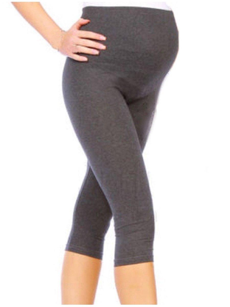 Maternity Leggings Full Length & Cropped Cotton - Pregnancy