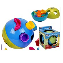 Shape sorter Ball by Funtime