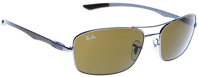 f5382fac4b Ray-Ban Sunglasses (RB 8309 004 73 59)  Amazon.co.uk  Clothing