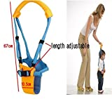 Interesting® Baby Walker Infant Toddler Child Safety Harness Assistant Walk Learning Walking, Baby Carrier Harnesses Child Learning Walk Assistant kid