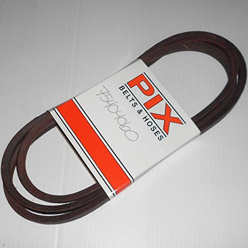 MTD 754-04060, 954-04060 Replacement belt made with Kevlar Replacement for MTD, Cub Cadet, Troy Bilt, White, YardMan
