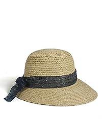 1b143c0f1ceff Sun hats Sombreros de Sol- Sombrero del Sol del Cubo de la Paja de Las  Mujeres de la Moda para el Casquillo de la…