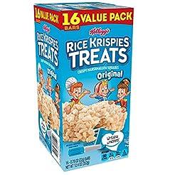 Kellogg's Rice Krispies Treats, Crispy M...
