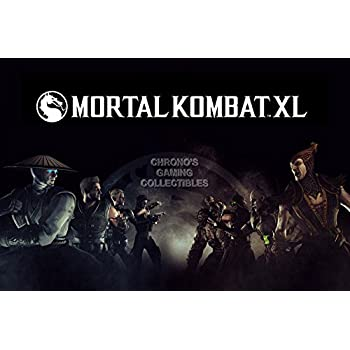 CGC Huge Poster - Mortal Kombat XL PS4 XBOX ONE X - EXT375 (24