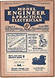 img - for The Model Engineer & Practical Electrician: A Journal of Small Power Engineering, Vol. 63, No. 1543,Thursday, December 4, 1930 book / textbook / text book