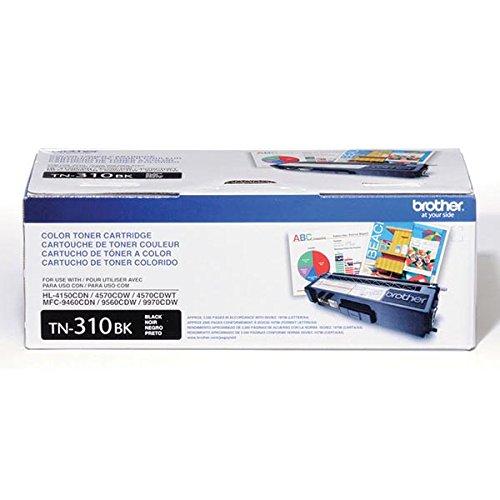 BRTTN310BK Brother TN310BK Toner Cartridge