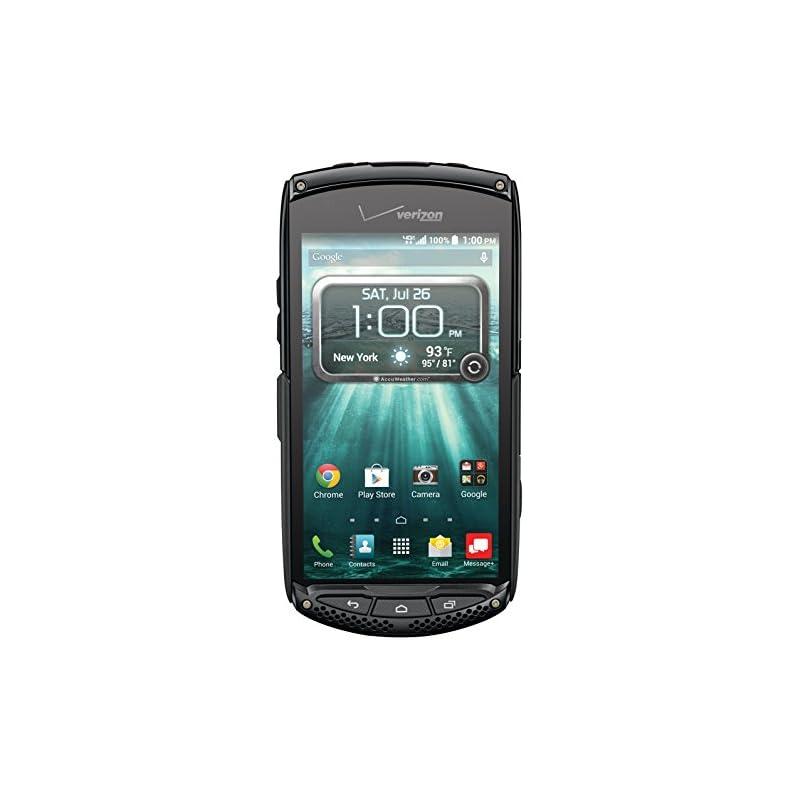 Kyocera Brigadier, Black 16GB (Verizon W