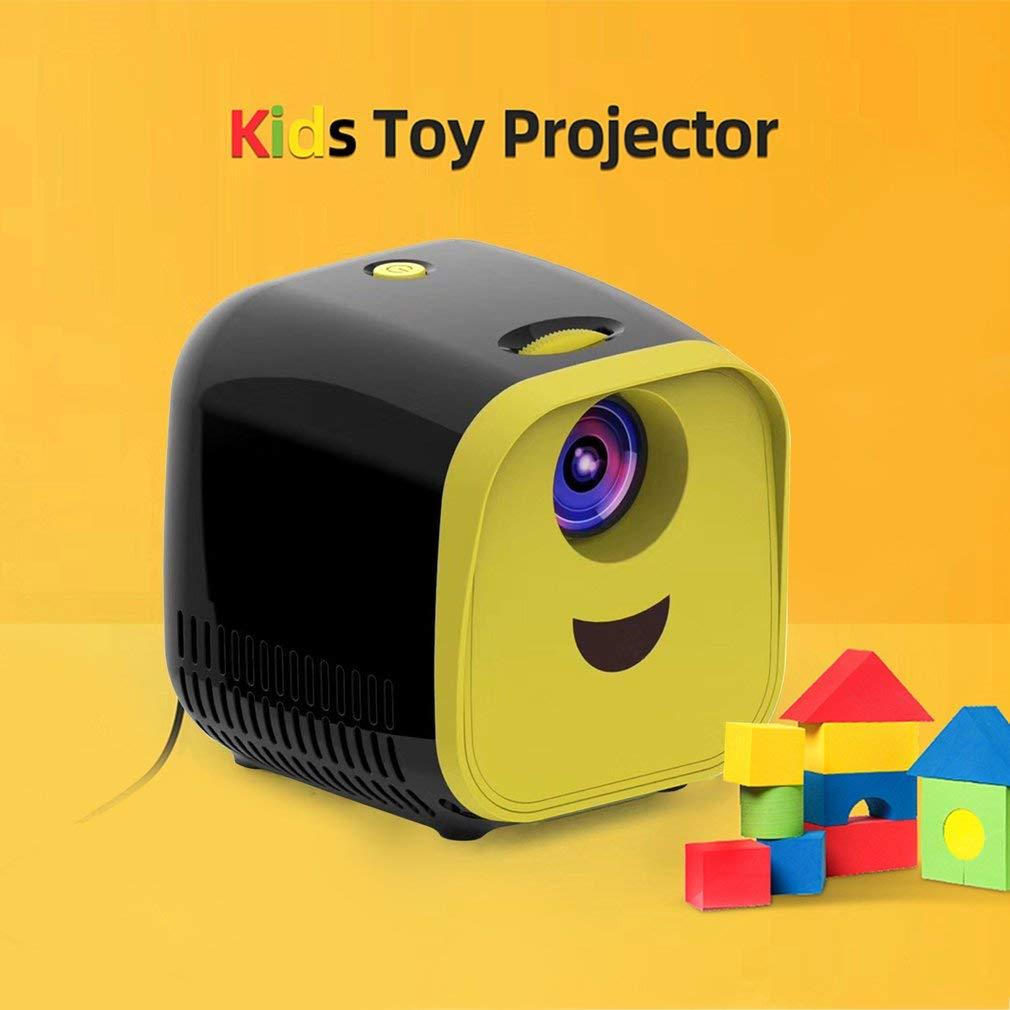 Mini proyector L1 Full HD 1080P Mini proyector Infantil de ...