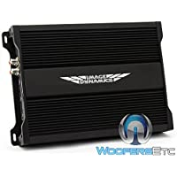 Image Dynamics SQ800.4 4-Channel 800 Watts RMS SQ Series Amplifier