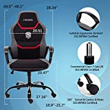 Gaming Chair Racing Style Office Chair Swivel