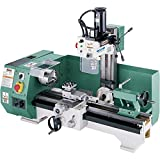 Grizzly G0516 Combo Lathe with Milling Attachment