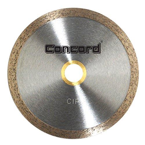 Concord Blades CRS040A10CP 4 Inch Continuous Rim Diamond Tile Blade