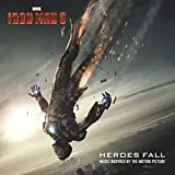 Iron Man 3: Heroes Fall Album Cover