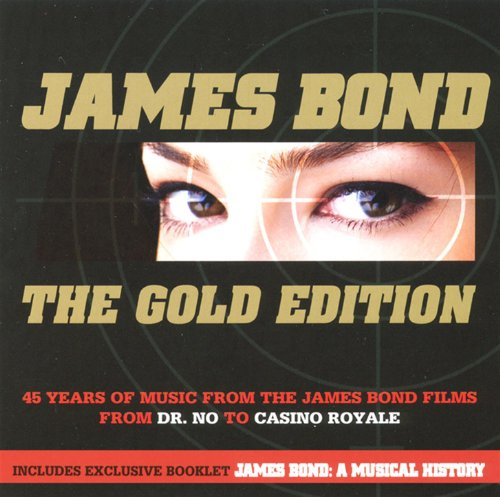 - James Bond: The Gold Collection 45 Years Of Music From The James Bond Films