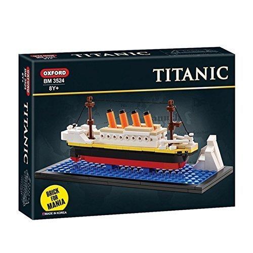 Toys R Us Titanic Model : Lego titanic amazon