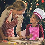 Kids Chef Costume, Chef Apron, Hat and Cooking