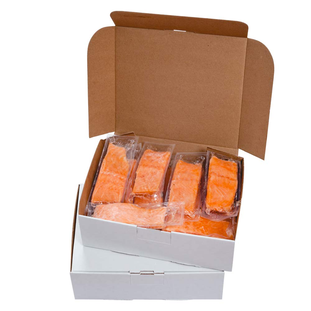 PrimeWaters Atlantic Salmon from Norway, 5 ounces, Frozen (28 portions) by PrimeWaters (Image #4)