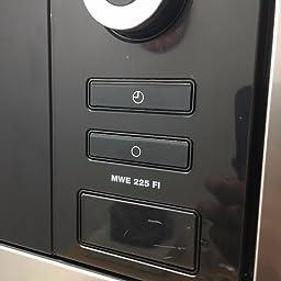 Teka MWE 225 FI - Microondas (Integrado, 20L, 800 W, Botones ...