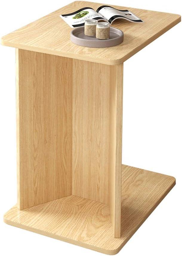 Bulk Ontwerpen Saladplates-LXM Tafel, bijzettafel, sofa, zijsaladtafel, snack tafel, laptoptafel voor woonkamer, slaapkamer 40 x 30 x 51 cm A Q5RJzLa