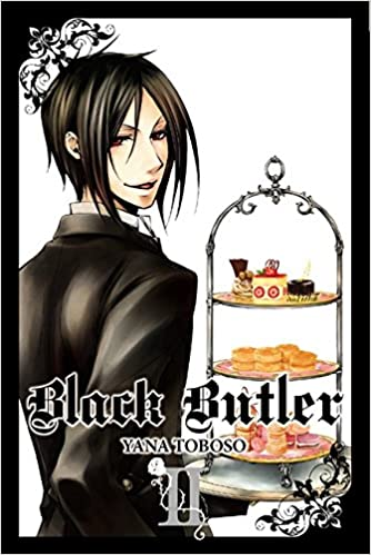 Image result for black butler vol. 2
