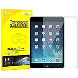iPad Mini Screen Protector, JETech Premium Tempered Glass Screen Protector for Apple iPad Mini 1/2/3 All Models - 0336